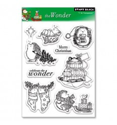 The Wonder Clear Stamps - Penny Black