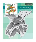 Berry Kissed Cling Stempel - Penny Black