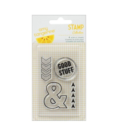 Good Stuff Clear Stamps - Amy Tangerine