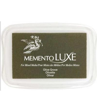 Memento Luxe Stempelkissen Olive Grove