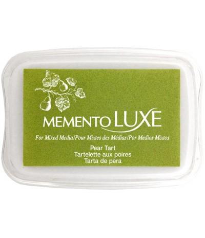 Pear Tart Memento Luxe Stempelkissen - Tsukineko
