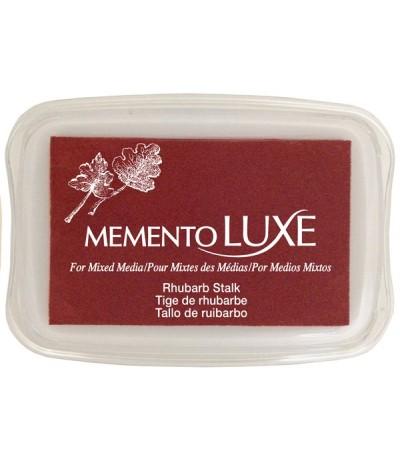Memento Luxe Stempelkissen Rhubarb Stalk