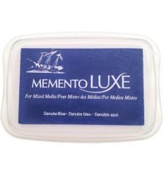 Danube Blue Memento Luxe Stempelkissen - Tsukineko