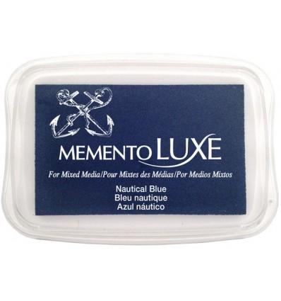 Nautical Blue Memento Luxe Stempelkissen - Tsukineko