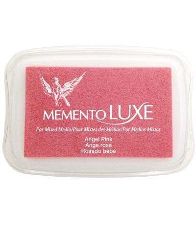 Angel Pink Memento Luxe Stempelkissen - Tsukineko