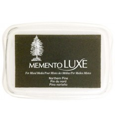 Northern Pine Memento Luxe Stempelkissen - Tsukineko
