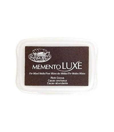 Memento Luxe Stempelkissen Rich Cocoa