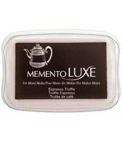 Espresso Truffle Memento Luxe Stempelkissen - Tsukineko