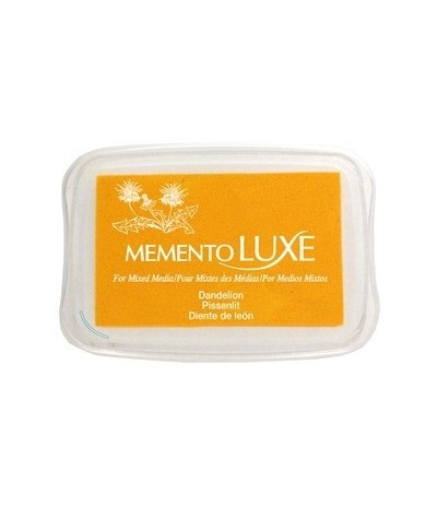 Dandelion Memento Luxe Stempelkissen - Tsukineko