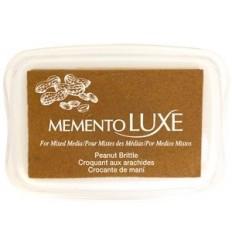 Peanut Brittle Memento Luxe Stempelkissen - Tsukineko