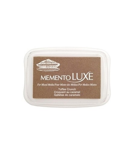 Toffee Crunch Memento Luxe Stempelkissen - Tsukineko