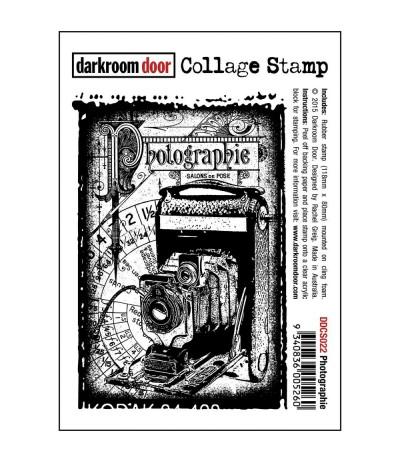 Photographie Cling Stempel - Darkroom Door