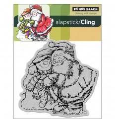 Holiday Hugs Cling Stempel - Penny Black