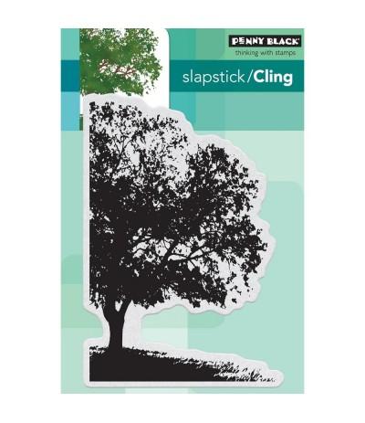 Shade Canopy Cling Stempel - Penny Black