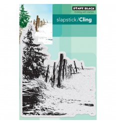 Tranquil Cling Stempel - Penny Black