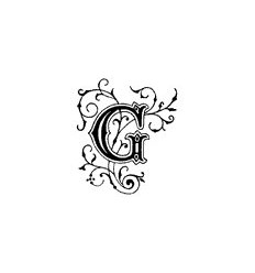 Buchstaben Stempel