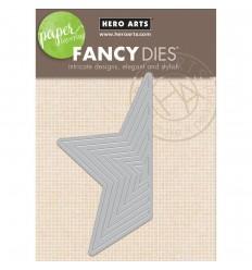 Paper Layering Star Stanzschablone - Hero Arts