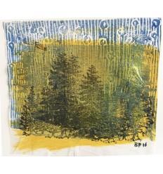 Tannenbaum Stempel