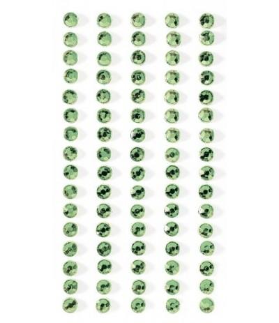 Selbstklebende Glassteine Grün - Artoz