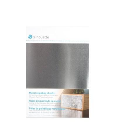 Aluminium Blätter - Silhouette Amerika