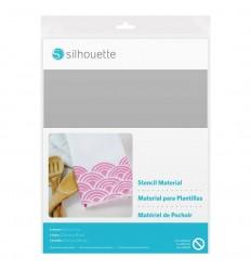 Schablonenfolie - Silhouette