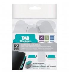 File Tab Sticker - We R