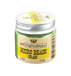 Art ingredients Micro Beads Grass