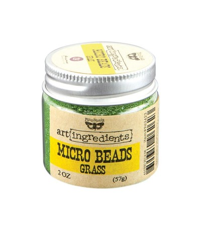 Art ingredients Micro Beads Grass