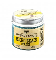 Art ingredients Micro Beads Splash