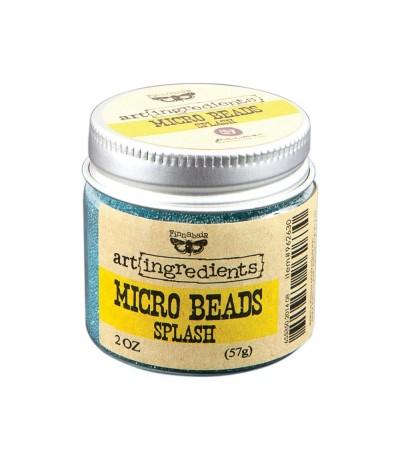 Art ingredients Micro Beads Splash