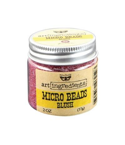 Micro Beads Blush - Art Ingredients