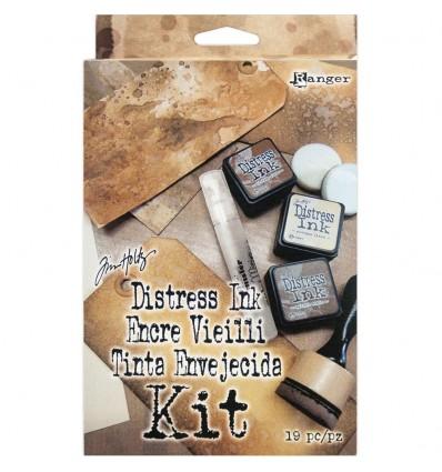 Distress Ink Kit - Tim Holtz