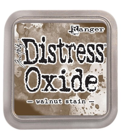 Distress Oxide Encreur Walnut Stain - Tim Holtz