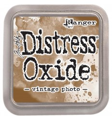 Distress Oxide Encreur Vintage Photo - Tim Holtz