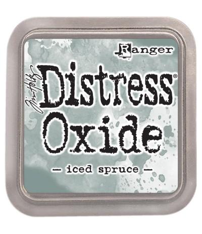Distress Oxide Encreur Iced Spruce - Tim Holtz