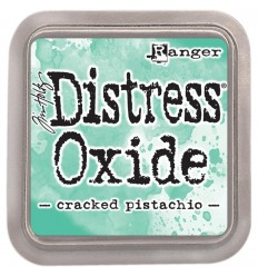 Distress Oxide Stempelkissen Cracked Pistachio - Tim Holtz