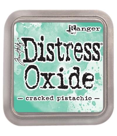 Distress Oxide Encreur Cracked Pistachio - Tim Holtz