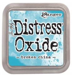 Distress Oxide Encreuer Broken China - Tim Holtz