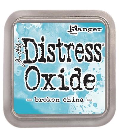 Distress Oxide Stempelkissen Broken China - Tim Holtz