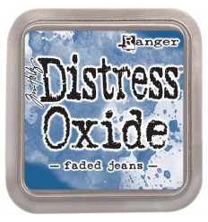 Distress Oxide Stempelkissen Faded Jeans - Tim Holtz