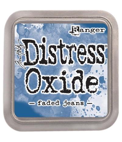 Distress Oxide Encreuer Faded Jeans - Tim Holtz