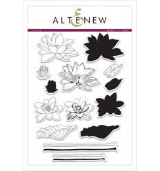Clear Stamp Set Lotus - Altenew