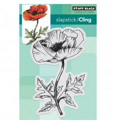 Dynamic Cling Stempel - Penny Black