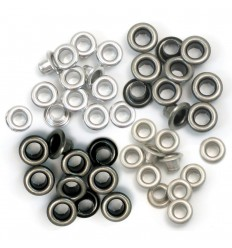 Eyelets Cool Metal - We R