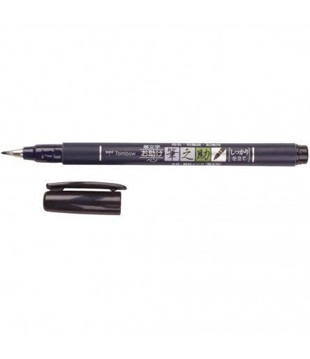Tombow Fudenosuke Brush Fine Tip Pen