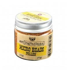 Micro Beads Pollen - Art Ingredients