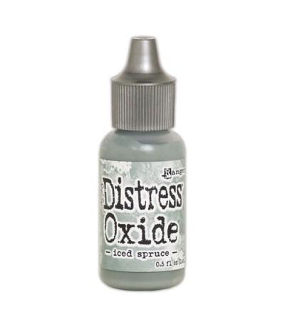 Nachfüller Distress Oxide Iced Spruce - Tim Holtz