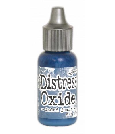 Nachfüller Distress Oxide Faded Jeans - Tim Holtz