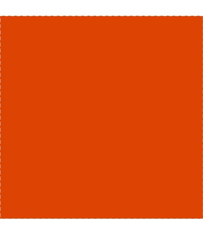 Vinylfolie Orange glanz, 30.5 x 30.5 cm - Oracal