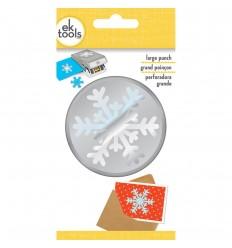 Motivstanzer Arctic Snowflake, gross - EK Success